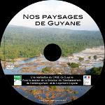 Rondelle CD film paysages MODIF GIMP